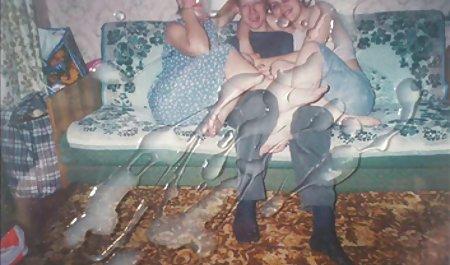 مادربزرگ انجمن شهوانی MILF جینی لوئیس گانگبانگ و Double Penetration 2